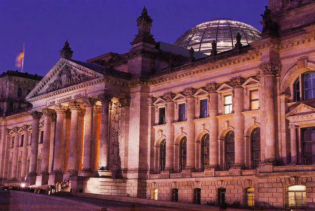 رایشتاگ (پارلمان آلمان)