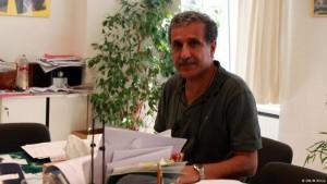 حمید نوذری، مسئول کانون پناهندگان ایرانی در برلین