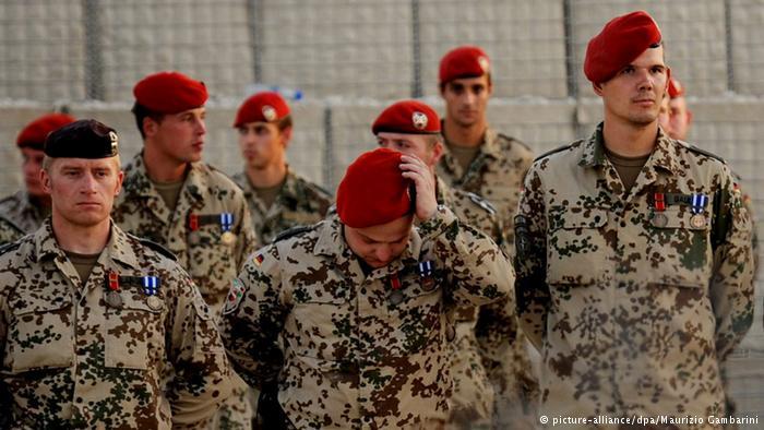 نگرانی از نفوذ اسلامگرایان افراطی در ارتش آلمان