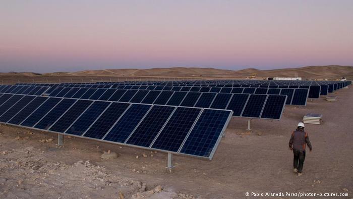 انرژی ارزان خورشیدی در مناطق گرمسیر