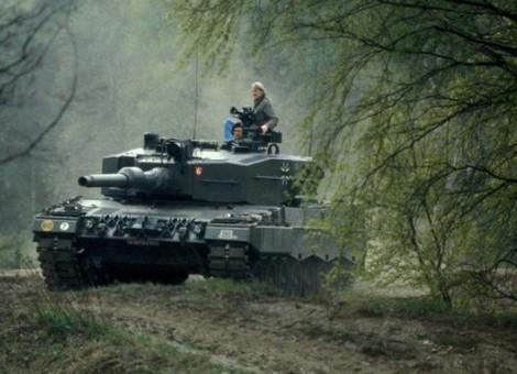 ارتش آلمان به تانکهای بیشتری مجهز میشود