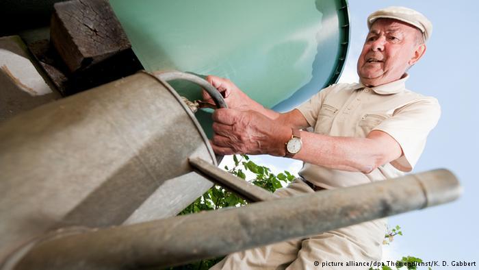۹۷ درصد باغچهداران از جمعآوری آب باران برای آبیاری استفاده میکنند.