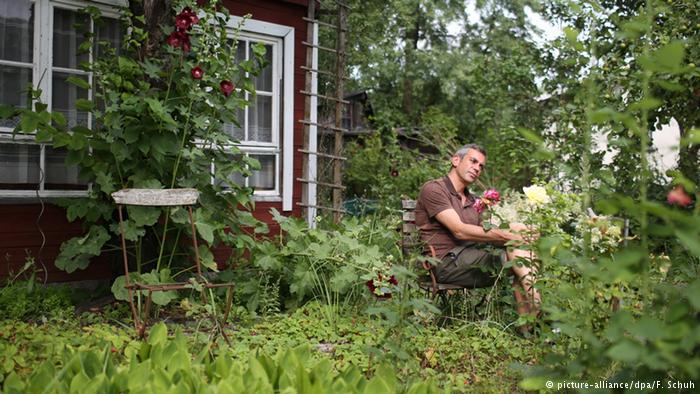 ۷ و نیم درصد یا ۷۵ هزار خانواده مهاجر یا مهاجر تبار در آلمان دارای باغچه هستند.