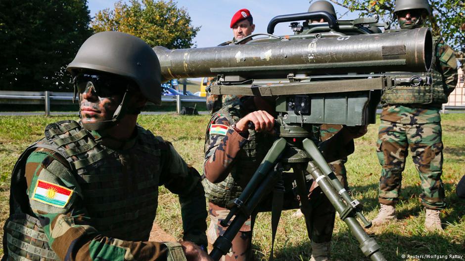 کمک نظامی ۶۰ میلیون یورویی آلمان