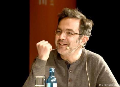 جایزه صلح ناشران آلمان به نوید کرمانی رسید