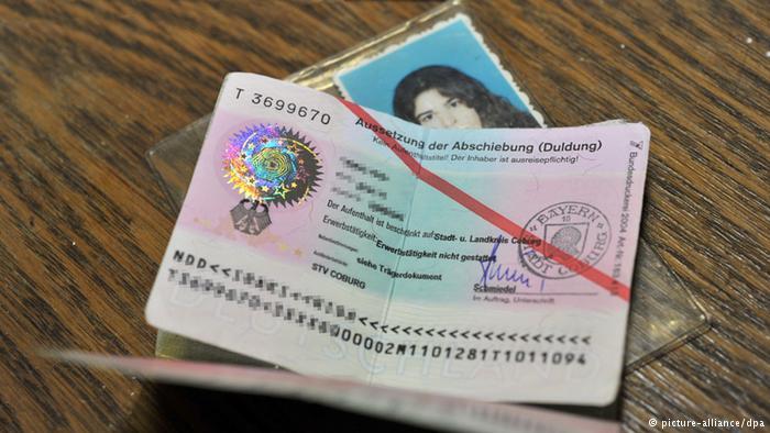قانون اقامت خارجیها در آلمان تصویب شد