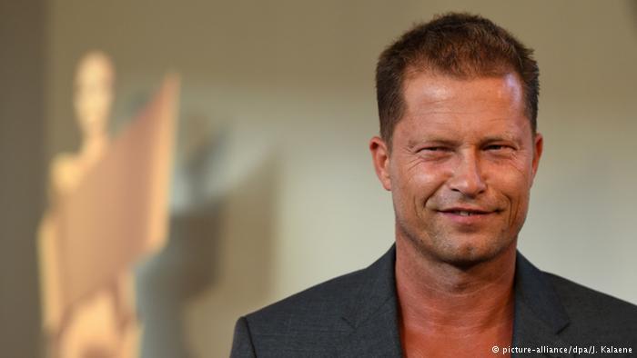 تیل شوایگر، بازیگر و کارگردان سینما و تلویزیون آلمان