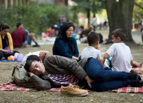 آلمان پذیرای دستکم ۶۵۰ هزار پناهجو در سال ۲۰۱۵