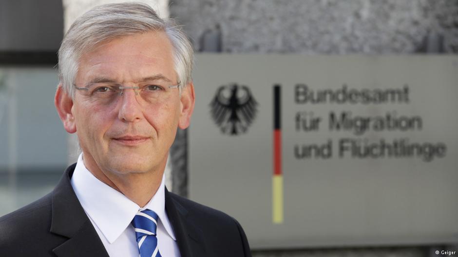استعفای رئیس اداره امور مهاجرت و پناهندگی آلمان