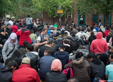 امکان اعطای اقامت آلمان به آوارگان سوری بدون گذراندن مراحل قانونی