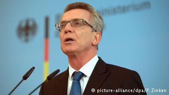 توماس دمزیر، وزیر کشور آلمان گفت که این کشور همچنان خود را مقید به حفاظت از پناهجویان میداند