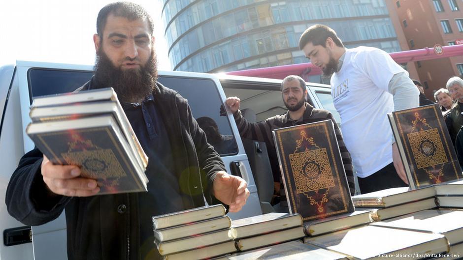 در برلین ۶۷۰ اسلامگرای سلفی فعال هستند