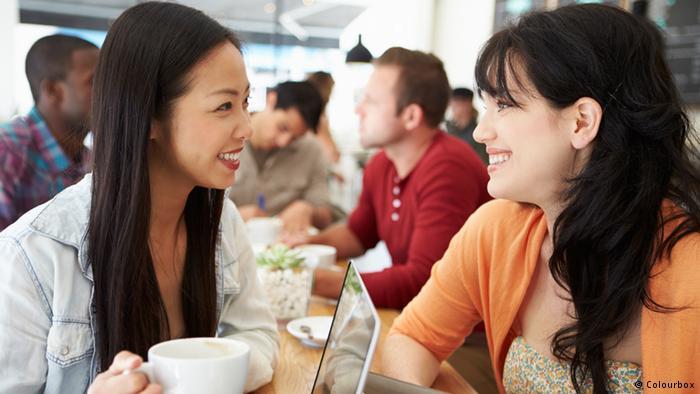زبانآموزان در سطوح پیشرفتهتر؛ با آلمانیزبانها گفتوگو کنید