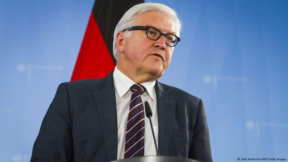 فرانک والتر اشتاینمایر، وزیر خارجه آلمان