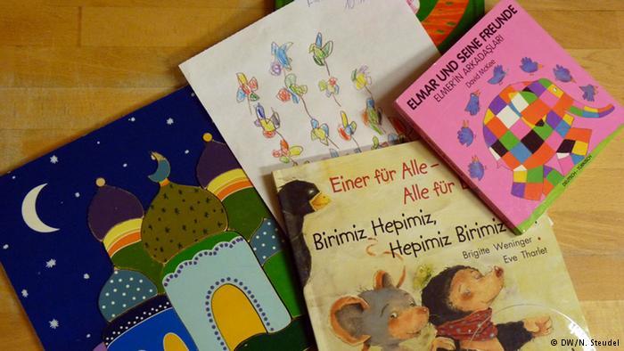 مبتدیها؛ کتابهای کودکان یا کمیکهای آلمانی را بخوانید