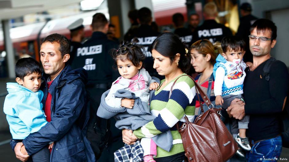 مردم کدام کشورها در آلمان شانس بیشتر پناهندگی دارند؟
