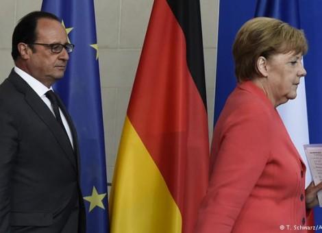 آلمان و فرانسه خواستار سهمیه اجباری پذیرش پناهجو در سطح اروپا شدند