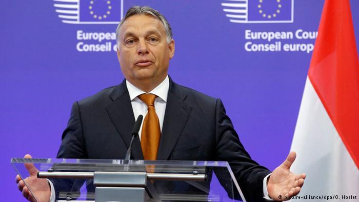 نخست وزیر مجارستان