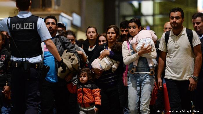 ورود ۴۰ هزار پناهجوی جدید به آلمان فقط در دو روز