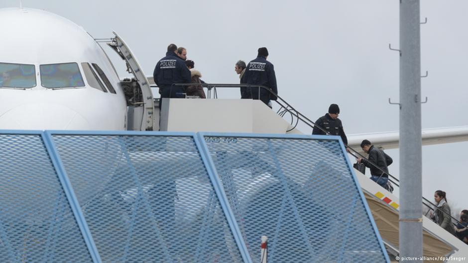آلمان روند اخراج پناهجویان را شدت بخشیده است