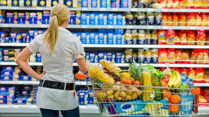بهای ثابت اجناس در سوپرمارکتها