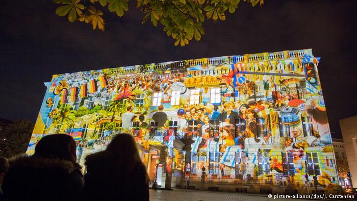 جشنواره نور در برلین.