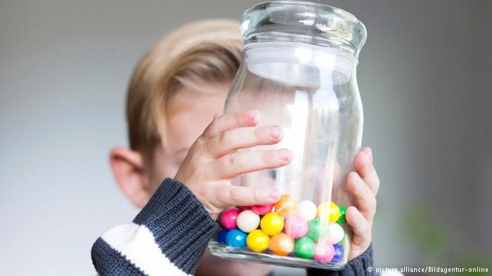 رفتار با کودکان غریبه