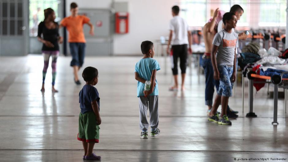 وضعیت سرپناه و مسکن پناهجویان در آلمان