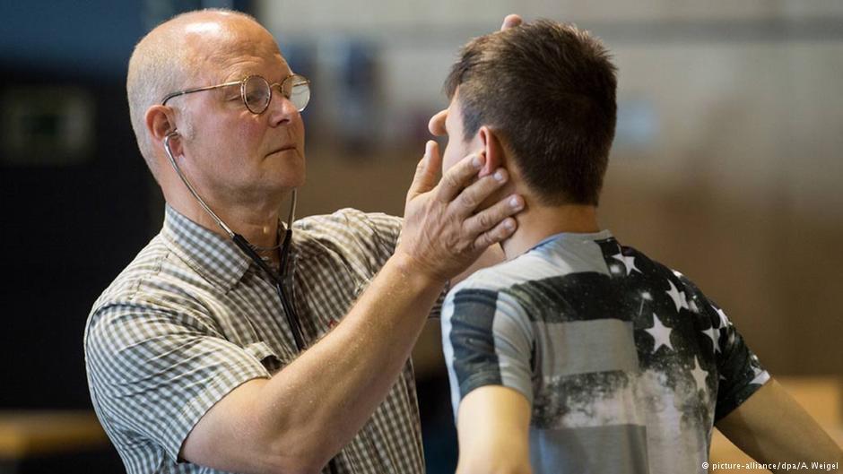پناهجویان در آلمان از کدام خدمات درمانی برخوردارند؟