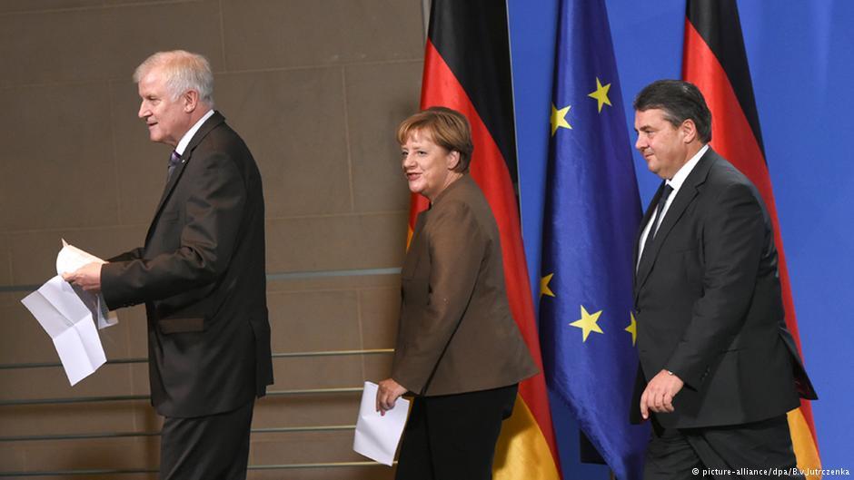 احزاب دولت ائتلافی آلمان بر سر موضوع پناهجویان به توافق رسیدند
