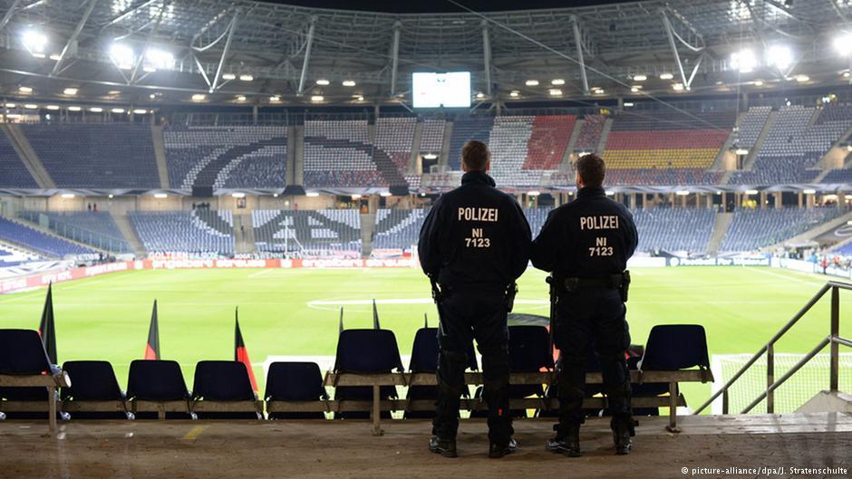 استادیوم فوتبال شهر هانوفر