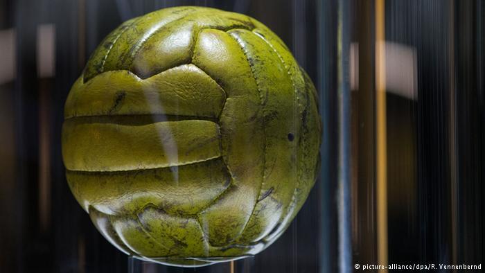 توپ فینال جام جهانی ۱۹۵۴