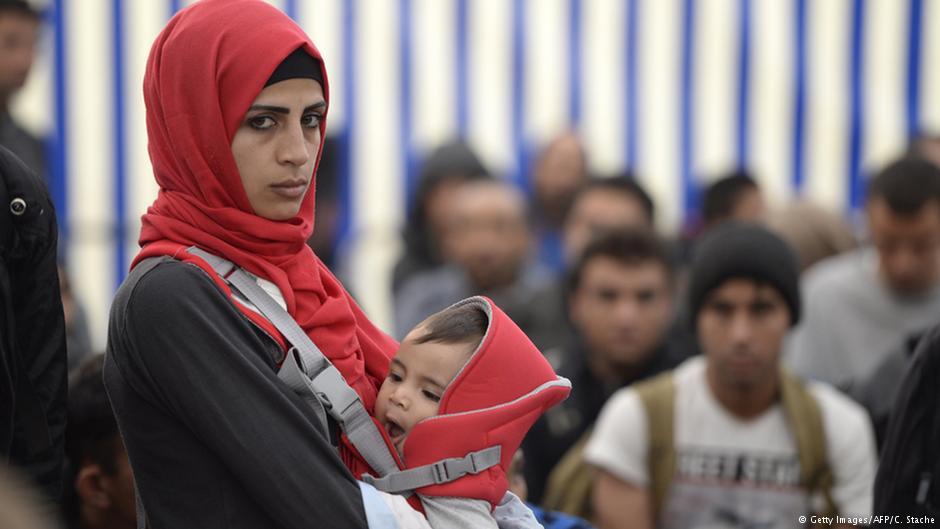 زنان پناهجو و کودکانشان در معرض خشونت