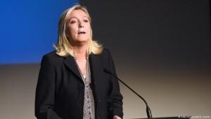 مارین لوپن، رهبر حزب جبهه ملی فرانسه- بنیادگرایی اسلامی باید نابود شود