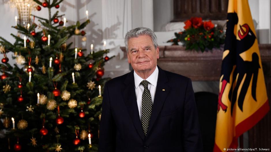 واخیم گاوک، رئیسجمهور آلمان