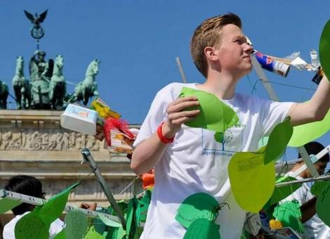 آگاهی جوانان آلمانی به مسائل محیط زیست با عملکردشان تفاوت دارد