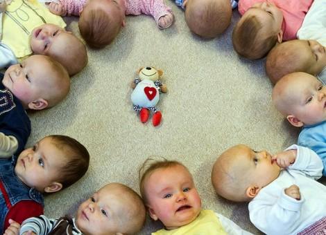 جمعیت آلمان در سال ۲۰۱۵ افزایش قابل توجهی داشته است