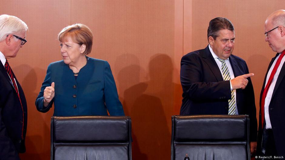 دولت آلمان مصمم به تشدید قوانین پناهندگی است