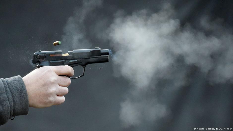 نمونه یک سلاح دافعه و مرعوبکننده