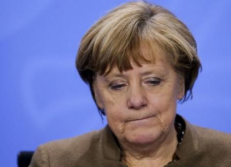 چهل درصد آلمانیها خواهان استعفای آنگلا مرکل هستند