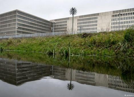 مقر سازمان اطلاعات و امنیت آلمان در برلین