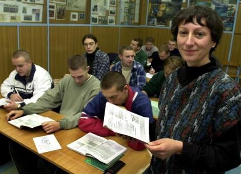 اشتیاق برای فراگیری زبان آلمانی