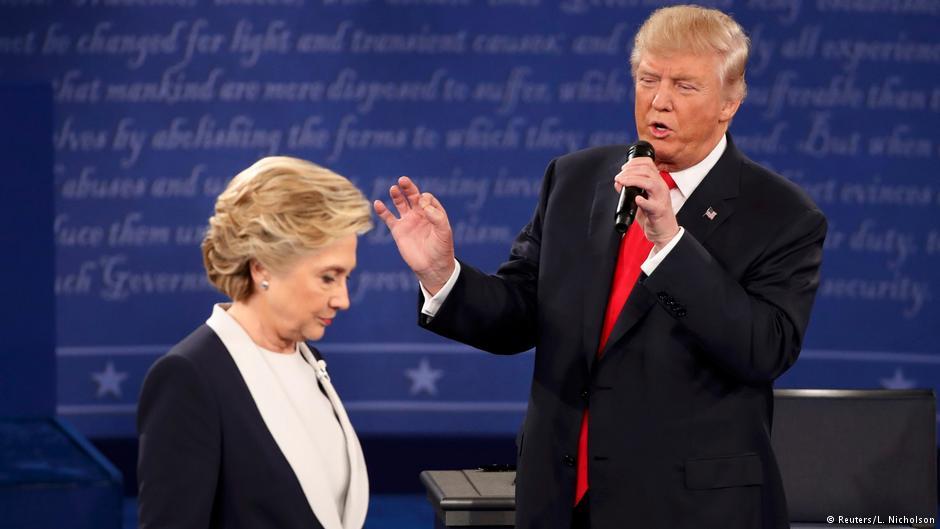 ترامپ: قبل از مناظره تلویزیونی آزمایش دوپینگ بدهیم
