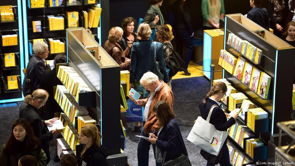 حضور کمرنگ ایران در نمایشگاه کتاب فرانکفورت